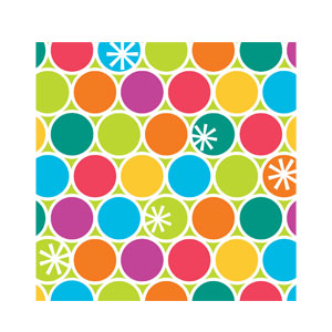 Time to Party Beverage Napkins - 16ct