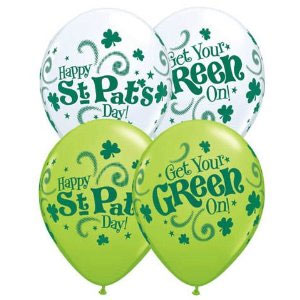 Happy St. Pat's Get Your Green On!