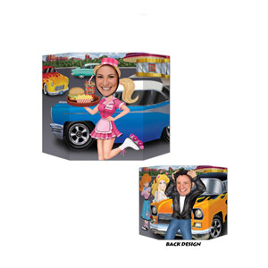 Car HopGreaser Photo Prop - 33inch