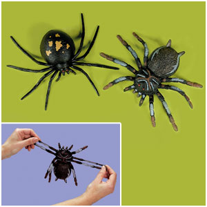Large Stretch Spider- 8in