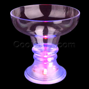 LED Dessert Bowl - Multicolor