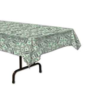 Big Bucks Tablecover- 108in