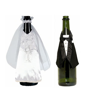 Champagne Bottle Wear