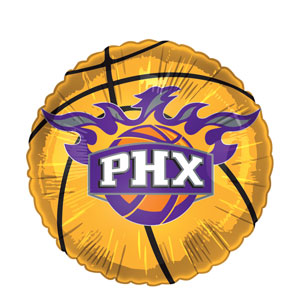 Phoenix Suns Balloon- 18in