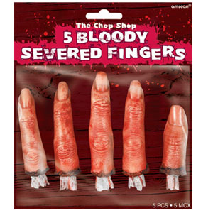 Severed Fingers- 5ct