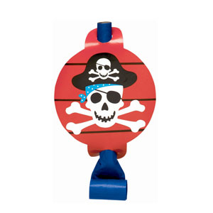 Skull and Bones Pirate Blowouts- 8ct