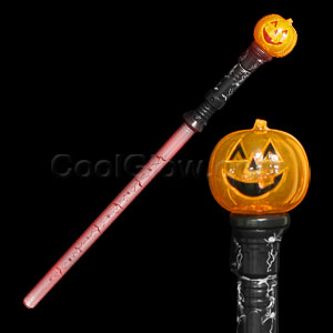 LED Pumpkin Sword