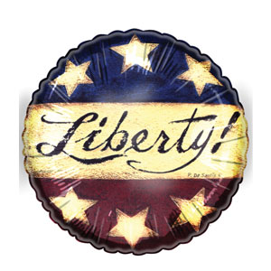 Liberty Balloon- 18in