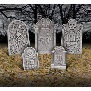 Tombstone Value Pack- 5pc