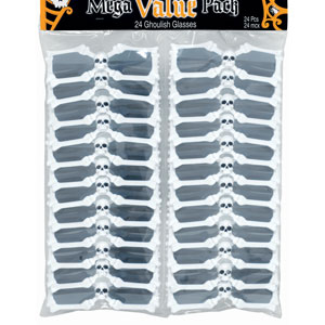 Ghoulish Glasses Value Pack- 24ct