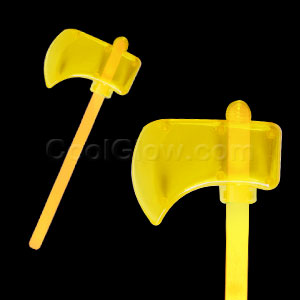 Glow Axe - Yellow
