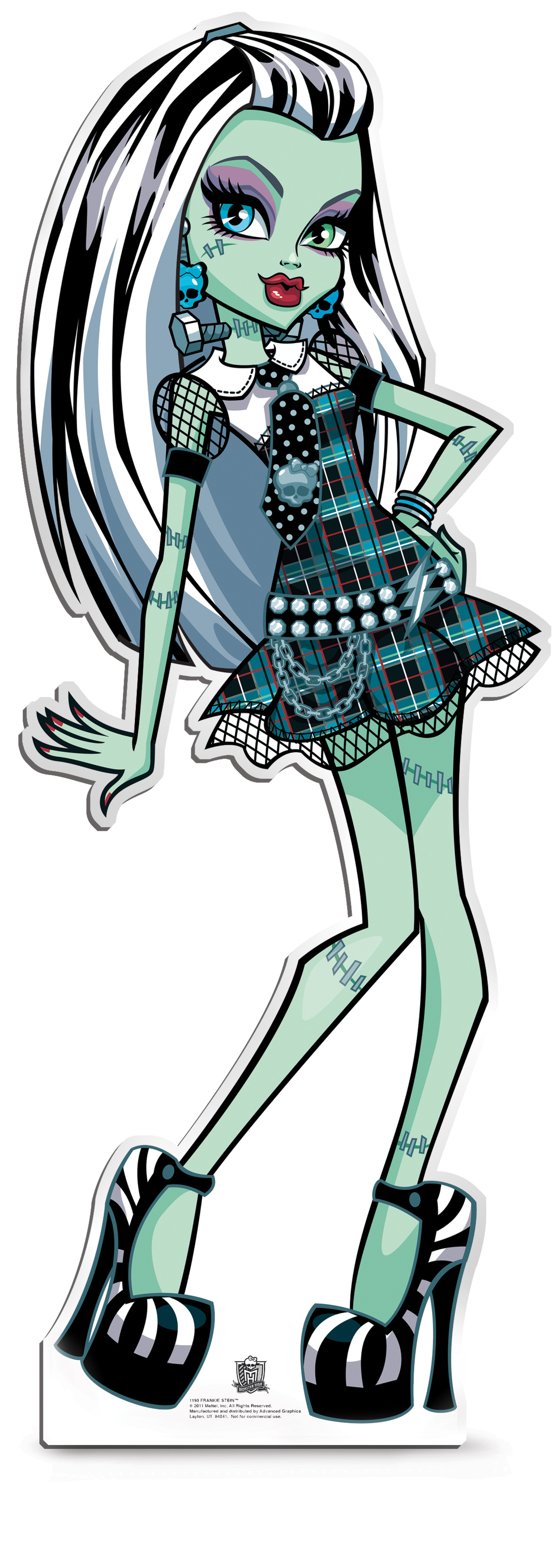 Monster High Frankie Stein Standup