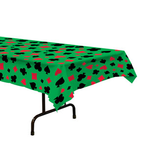 Casino Tablecover- 108in