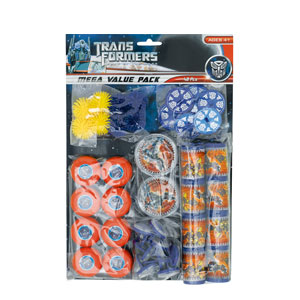 Transformers 3 Favor Pack- 48pc