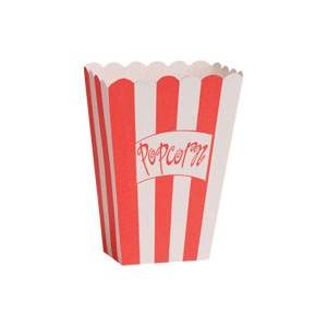 Small Popcorn Boxes- 8ct