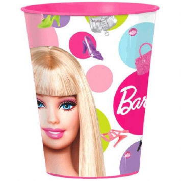 Barbie Party Cup- 16 oz