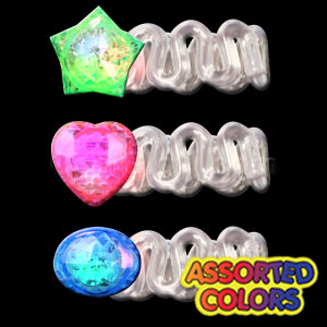 LED Expandable Bracelet - Assorted