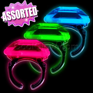 Glow Ring - Assorted