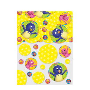 Backyardigans Confetti