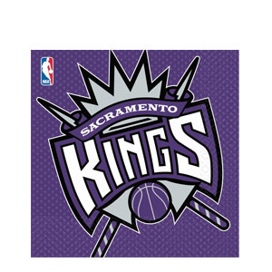 Sacramento Kings Luncheon Napkins