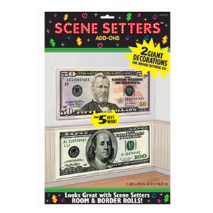 Big Money Scene Setter- 65in