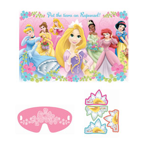 Disney Princess Party Game- 4ct