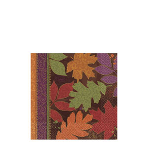 Fall Forward Beverage Napkins