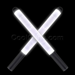 LED Patrol Wand - White