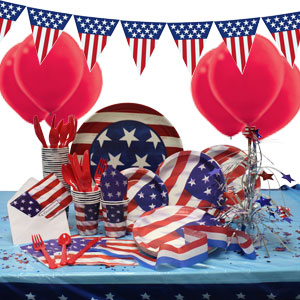 4th of July Ultimate Party Package