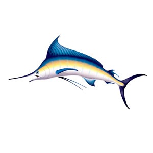Marlin Party Prop- 6ft