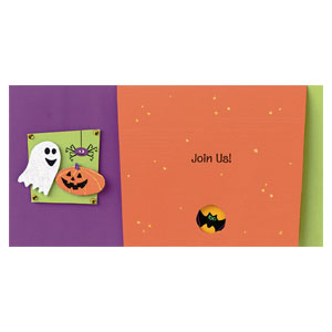 Creepy Critters Invitations- 8ct