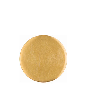 Gold Holiday Coasters- 4ct