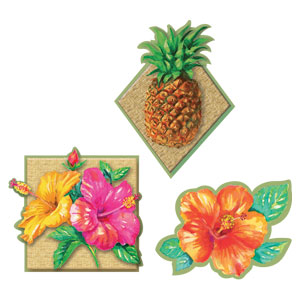 Tahiti Cutouts - Assorted
