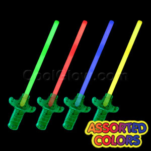 Fun Central X549 Glow in the Dark Premium Sword - Assorted