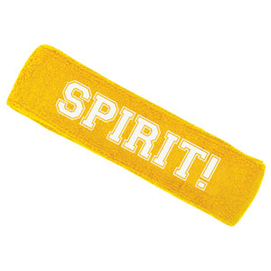 Spirit Headband - Yellow