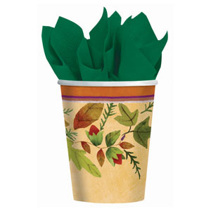 Thanksgiving Medley 9 oz. Cups- 8ct