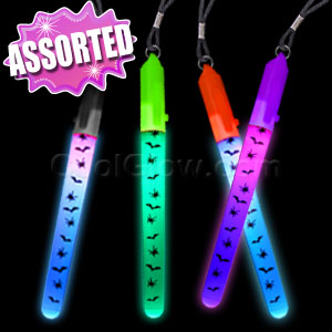 LED Halloween Light Sticks - Retail Pack