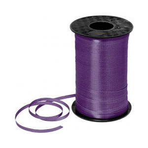 Purple Curling Ribbon- 500yds