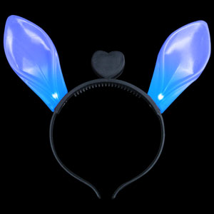 Light Up Animal Ears Headband