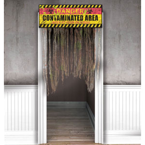 Doomsday Doorway Curtain- 5ft