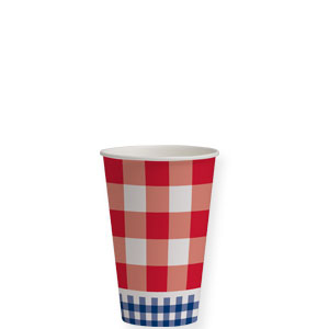Patriotic Picnic 9 oz. Cups - 8ct
