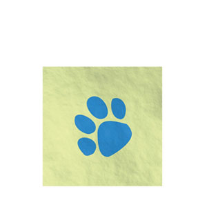 Party Pups Beverage Napkins- 16ct