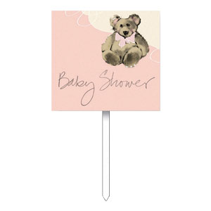 Little Angel Yard Sign