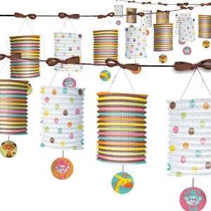Fisher Price Lantern Garland - 12ft