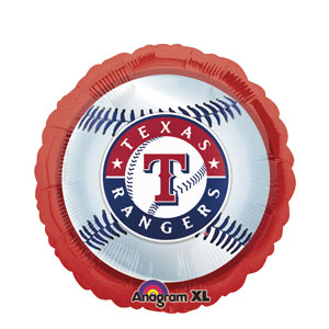 Texas Rangers Balloon- 18in