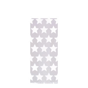 Star White Party Bag- Small 25ct