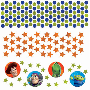 Toy Story 3 Confetti- Assorted