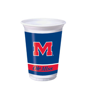 Mississippi 20 oz. Cups
