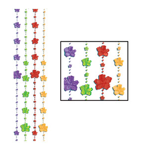 Daisy Door Curtain - 78in