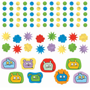 Ugly Doll Confetti- Assorted